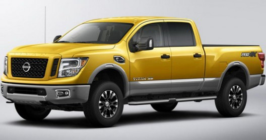 New 2016 Nissan Titan - Joy For Americans