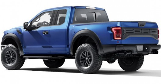 2017 Ford F-150 Raptor - The Ultimate High-Performance Off-Road Pickup