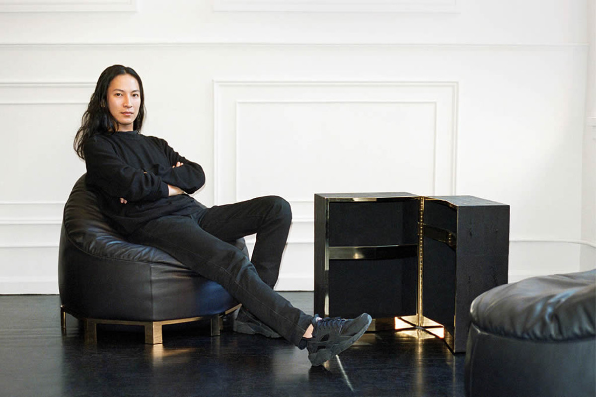 Alexander Wang Jumps Into Furniture Business