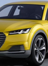 Serial Audi TTQ Arrives In 2017