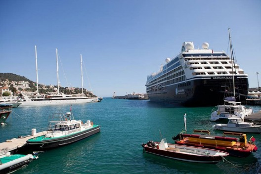 Azamara Club Cruises' Itineraries for 2017 Give You The Time You Need To See The World