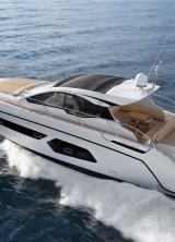 World Premiere of Azimut Atlantis 43 at Boot Düsseldorf 2015