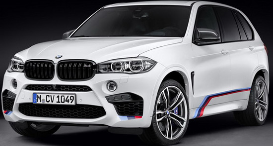 BMW X5 M And BMW X6 M With M Performance Package  eXtravaganzi