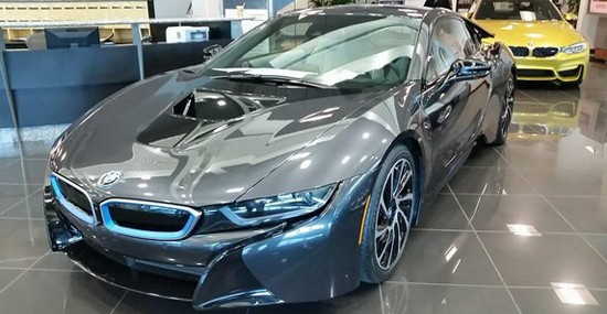 Get BMW i8 Without Waiting