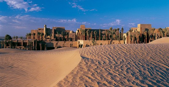 Luxury Bab Al Shams Desert Resort & Spa