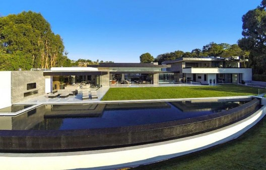 $55 Million Newly Built Bel-Air Mansion