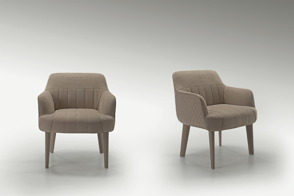 New Collection Of Bentley Home Furniture And Accessories Debuts At Maison Objet Fair In Paris