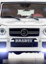 Brabus 700 Mercedes G63 AMG