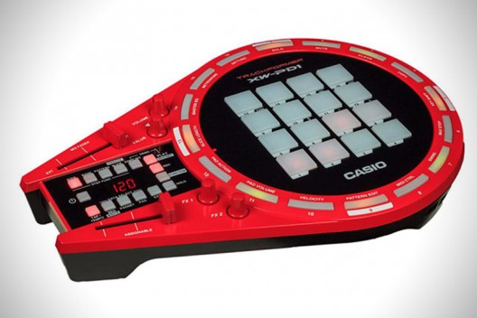 Casio Introduces Two New Trackformer DJ Devices