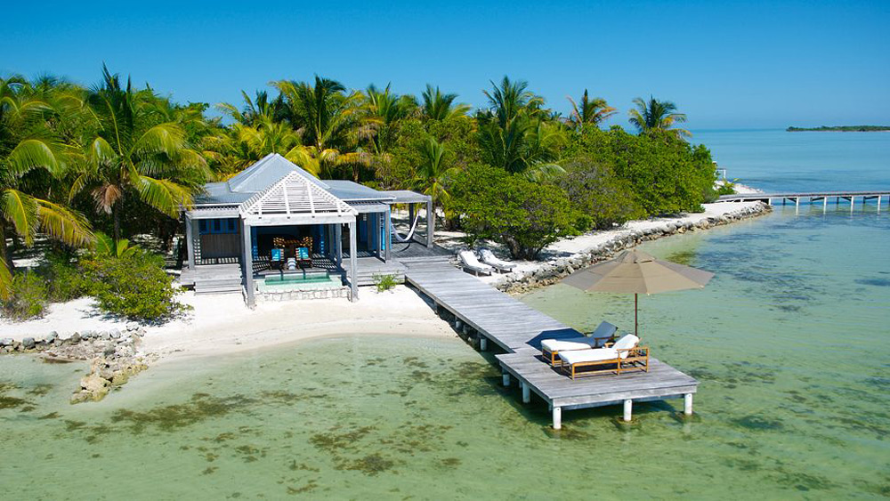 Cayo Espanto - Best Hideaway in Belize
