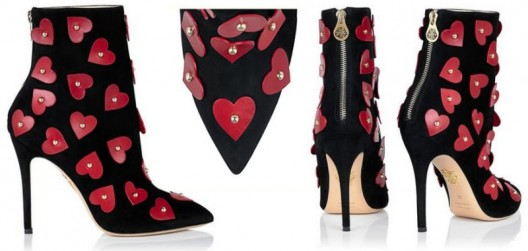 Valentine's Day 2015 by Charlotte Olympia
