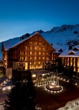 Alpine Serenity – The Chedi Andermatt