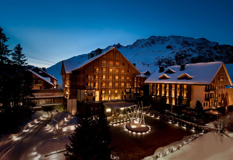 Alpine Serenity - The Chedi Andermatt