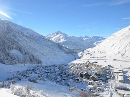 Alpine Serenity - The Chedi Andermatt