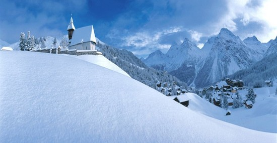 Buy a Dream Alpine Home in Exclusive Resort of Arosa in Switzerland