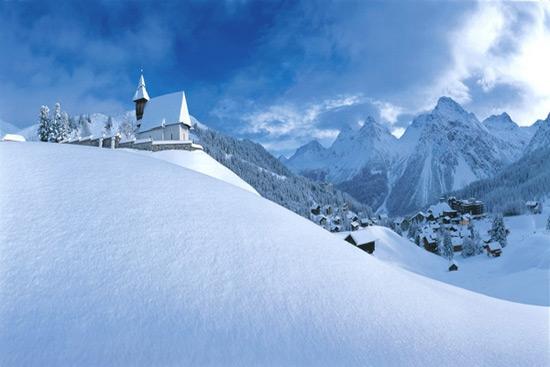 Buy a Dream Alpine Home in Exclusive Resort of Arosa in Switzerland