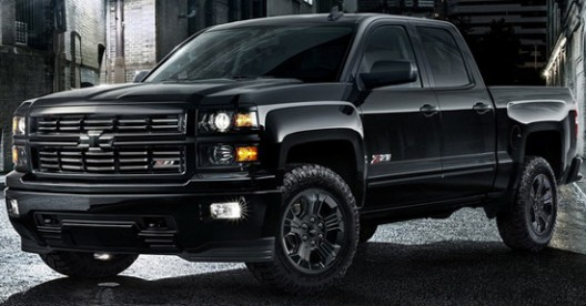 Chevrolet introduced another edition of this pick-up trucks It is Silverado Midnight Edition