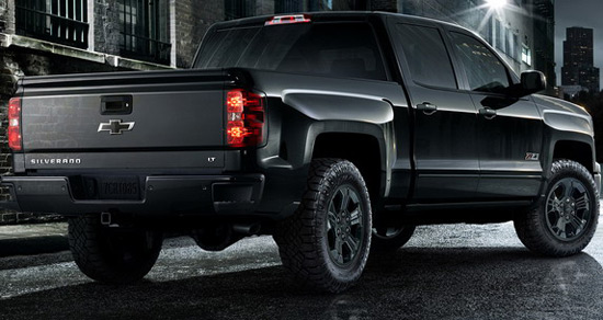 chevrolet silverado midnight edition extravaganzi. Black Bedroom Furniture Sets. Home Design Ideas