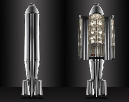 Cluster Bomb Drinks Cabinet by Fallen Furniture