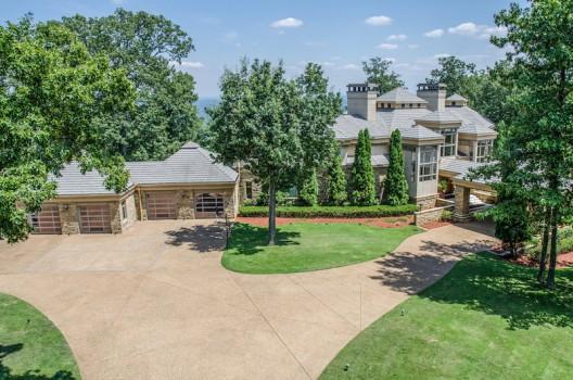 Contemporary Hilltop Sanctuary in Nashville on Sale for $4,4 Million