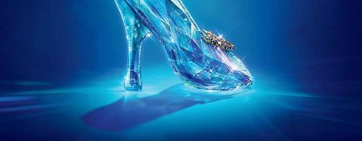 Swarovski and Sandy Powell Worked on Disney's Cinderella Look