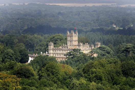 Fans of Downton Abbey will have the chance to stay the night at a new hotel in the grounds of the English country estate where the hit British show is filmed