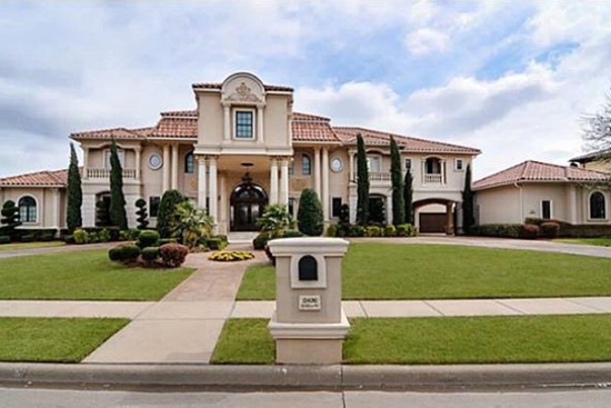 Eduardo Najera Is Selling His Texas House
