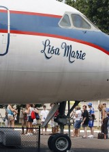 Elvis Presley's Private Jets Go Under the Hammer