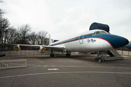 Elvis Presley's private jets Lisa Marie and Hound Dog II to be sold at auction