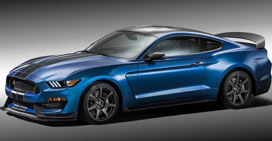 Ford Mustang Shelby GT350R Limited Edition