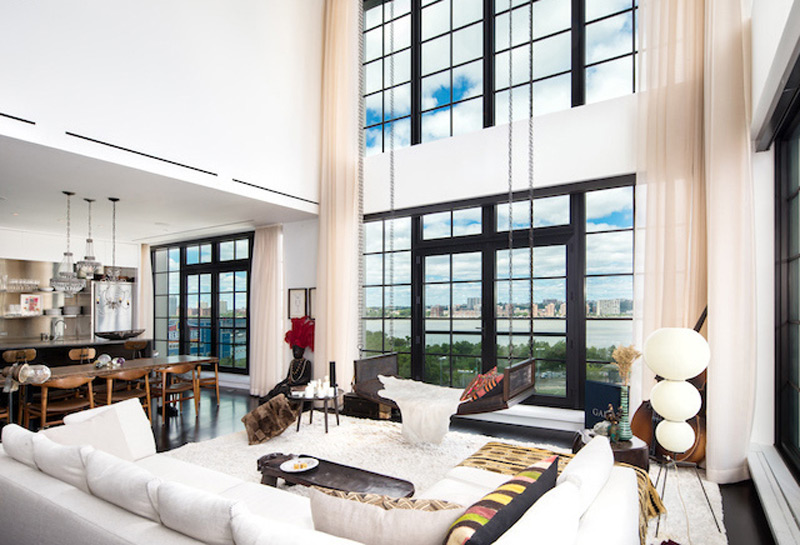 Gina Gershon Sold Her New York City Duplex