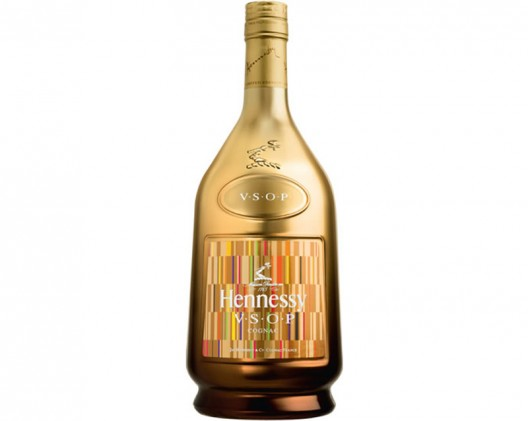 Hennessy V.S.O.P Privilege Limited Edition Bottle by Peter Saville