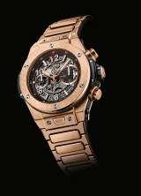 Hublot Iconic Big Bang Now Available with an Interchangeable Metal Bracelet