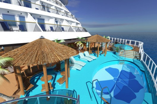 World's First IMAX Theater at New Carnival Ship