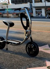 INU – New Innovative Folding Electric Bike