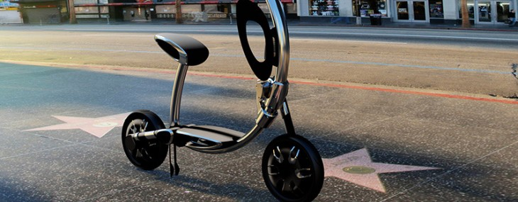 INU - New Innovative Folding Electric Bike