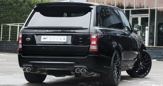 Kahn Design Range Rover 5.0 Supercharged Autobiography 600-LE Edition