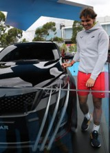 Kia X-Car Unveiled by Rafael Nadal