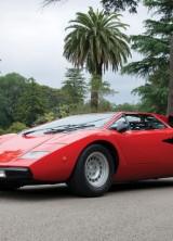 Trio Of Rare Lamborghini Countach Supercars At RM Auctions' Paris Sale