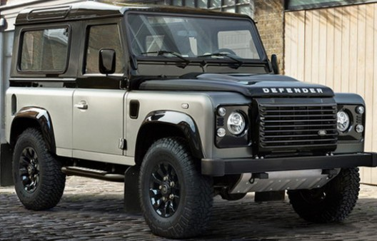 Land Rover Defender will appear in three new special editions