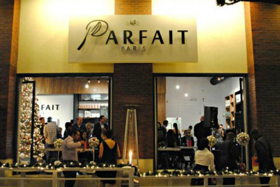 Le Parfait Paris is the newest little Parisian hot spot in San Diego's Gaslamp Quarter