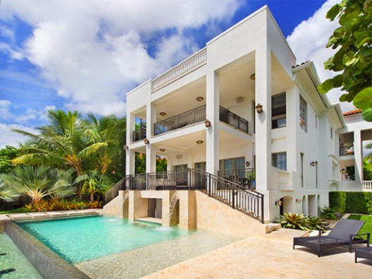 LeBron James' Miami Palace On Sale For $17 Million
