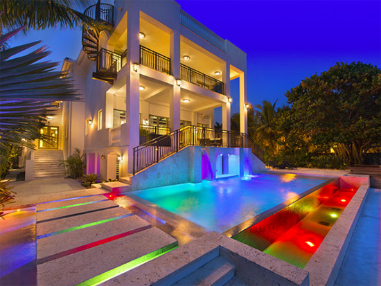 LeBron James' Miami Palace On Sale For $17 Million