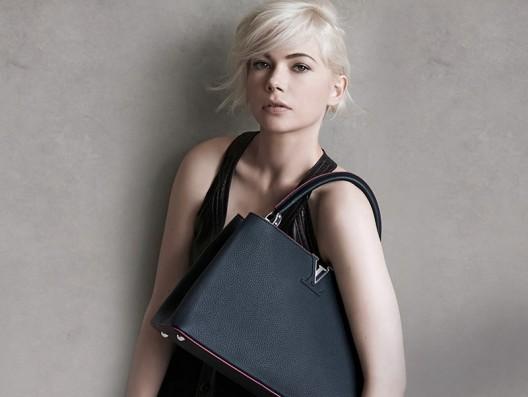 Louis Vuitton's Capucines Handbag In New Shades