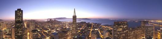 Mandarin Oriental San Francisco's Valentine's Day Dinner in the Sky