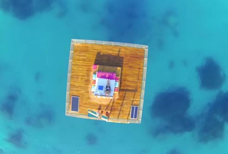 Paradise In The Ocean   The Manta Resort, Pemba Island