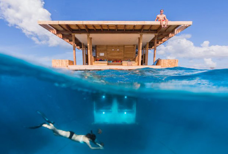 Paradise In The Ocean - The Manta Resort, Pemba Island