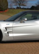 Mario Andretti's Car – 2009 Chevrolet Corvette C6 ZR1 on Sale