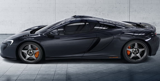 mclaren 650s le mans special edition extravaganzi. Black Bedroom Furniture Sets. Home Design Ideas