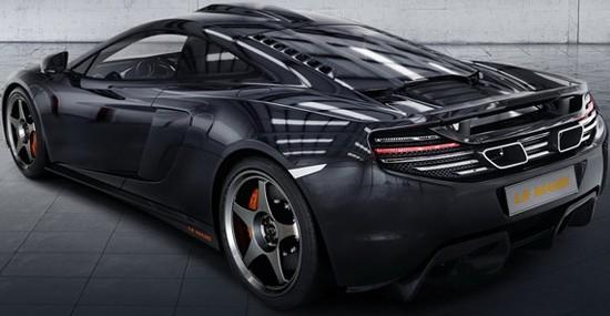 McLaren 650S Le Mans Special Edition
